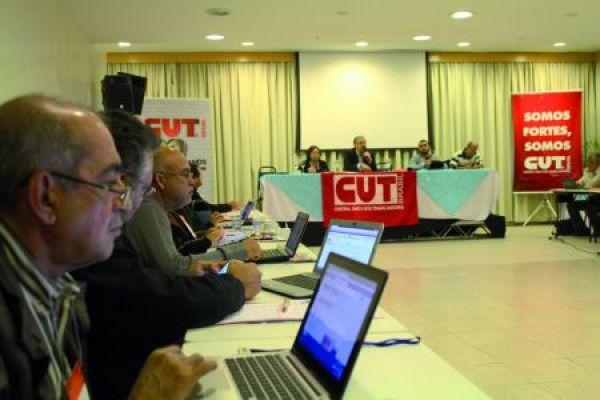 CUT prepara mobilização nacional contra a precarização do trabalho