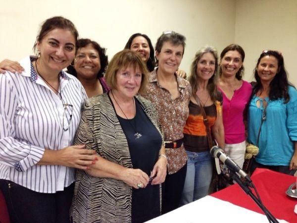 Seminário de Mulheres em Recife.