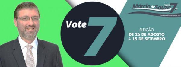 Márcio de Souza 7 é o candidato dos associados, eleição na Previ começa nesta sexta