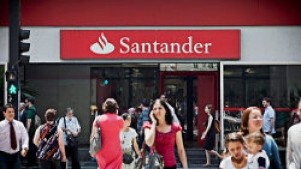 Santander Brasil lucra R$ 5,6 bi até setembro, 25% do resultado mundial