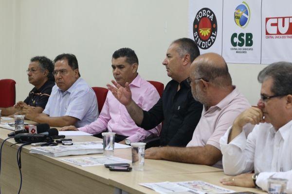 CUT e centrais sindicais farão atos em todo o Brasil em defesa dos direitos da classe trabalhadora