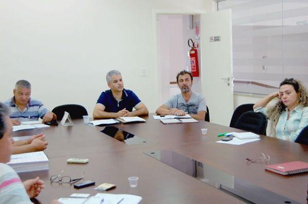 Sindicato dos Bancários de Umuarama recebeu a visita do Vereador Diemerson