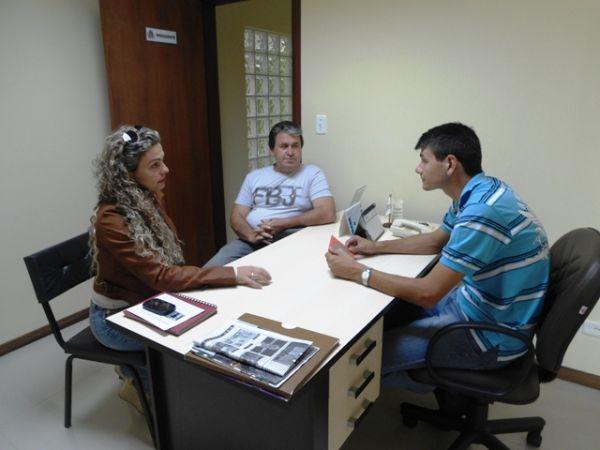 Seeb Umuarama apresenta projeto de lei de segurança bancária à Câmara de Moreira Sales