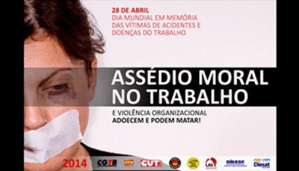28 de abril: Dia Mundial em Memória das Vítimas de Acidentes do Trabalho