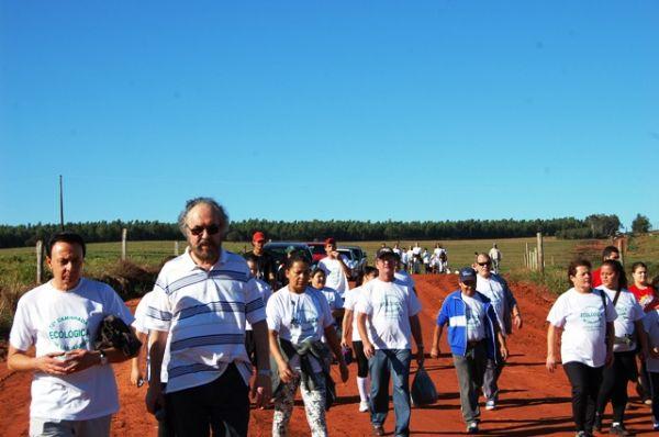 Caminhada Ecológica de Umuarama repete sucesso das edições anteriores