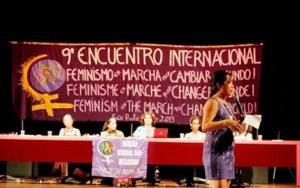Marcha Mundial das Mulheres debate resistência à ofensiva conservadora