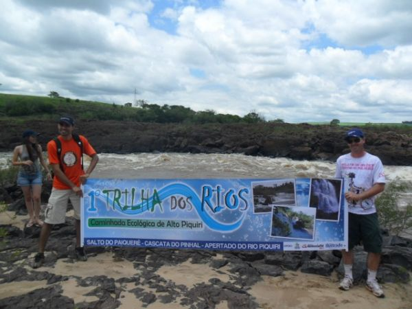 Sindicato de Umuarama participou da 1ª Trilha dos Rios de Alto Piquiri