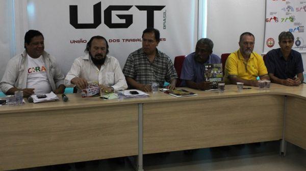 Ato unificado das centrais no dia 9 de abril será em São Paulo