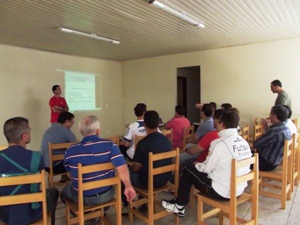 Reunião da Diretoria do Sindicato de Guarapuava promoveu debate sobre a Central