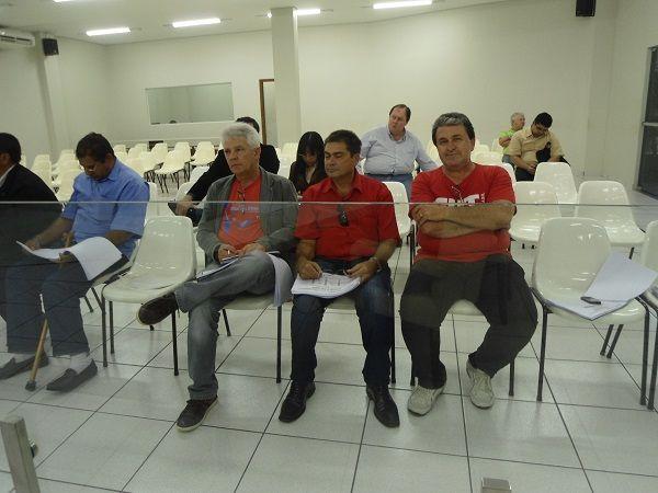 Sindicato de Umuarama participou de audiência pública para a prestação de contas da Secretaria de Saúde