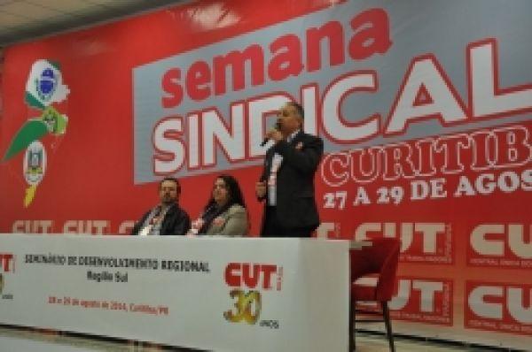 Seminário debate o desenvolvimento da Região Sul na perspectiva nacional