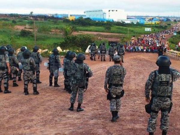 Camargo Correa e Odebrecht ameaçam na TV demitir trabalhadores e usinas viram campo de guerra