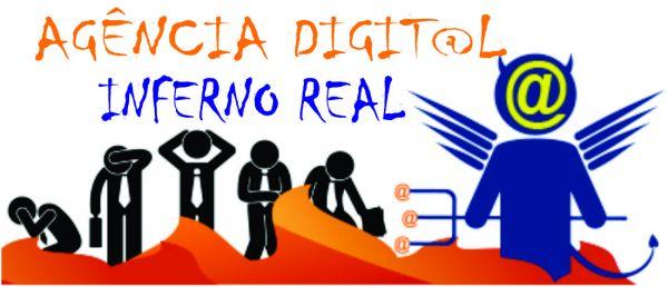 Agência digital no Itaú é inferno real