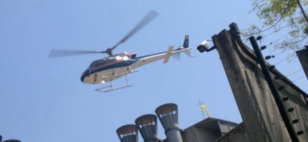 Itaú usa helicópteros para tentar furar a greve em São Paulo