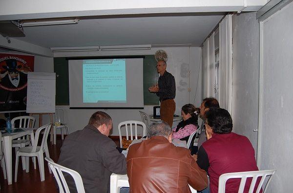 Sindicalistas do Pactu participaram de Curso sobre a Previdência Complementar