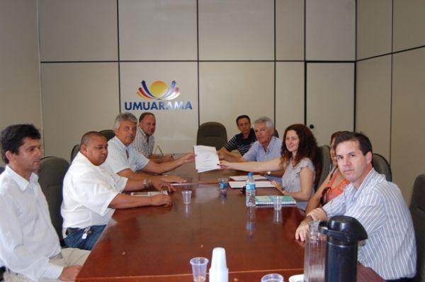 Sindicato dos Bancários articula grupo de ambientalistas em Umuarama