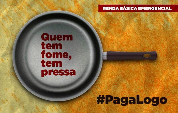 Paga logo, Bolsonaro. Projeto de auxílio de R$ 600,00 ainda não foi sancionado