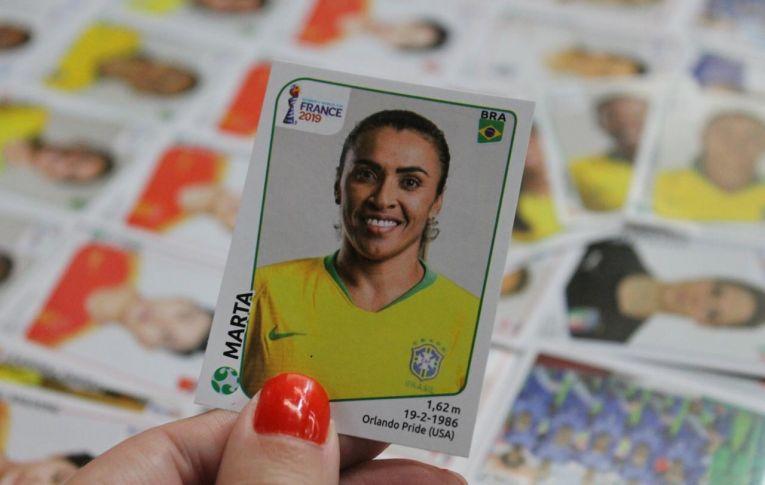 Panini lança o álbum de figurinhas oficial da Copa do Mundo Feminina