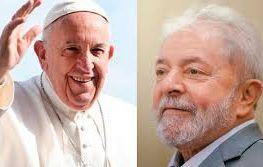 """Papa envia carta a Lula: """"No fim a verdade vencerá a mentira"""""""