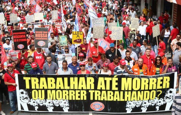 Para 43% dos brasileiros, reforma da Previdência de Bolsonaro beneficia os ricos