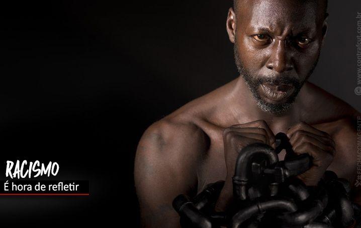 Para secretário de Combate ao Racismo, 13 de maio é para reflexão