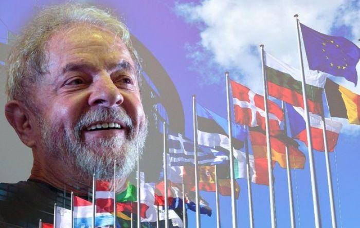 Parlamentares europeus convocam democratas a reagir contra prisão de Lula