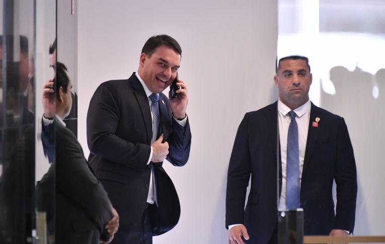 Parte 11 - Deltan sugeriu que Moro protegeria Flavio Bolsonaro para não desagradar ao presidente