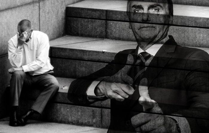 Perverso, Bolsonaro veta ampliação do auxílio de R$ 600 para mais informais