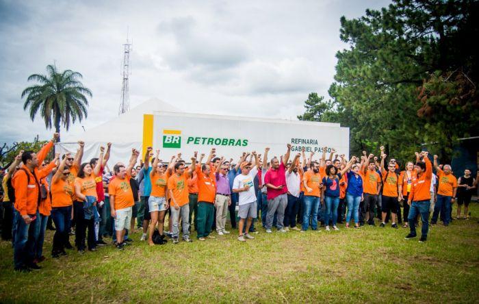 Petrobras descumpre acordo novamente e convoca petroleiros da FAFEN-PR por telegrama