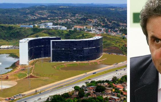 PF APERTA O CERCO A AÉCIO E PEDE REGISTROS DE SEU OPERADOR