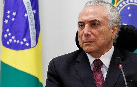 Polícia federal encontra R$ 23,6 milhões em contas de operador de Temer