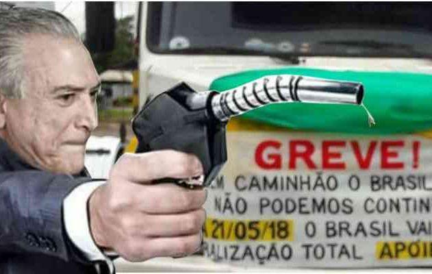 Política para combustíveis 'abastece' greve de caminhoneiros e fragiliza o país