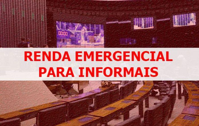 Pressão da CUT e centrais garante renda emergencial para trabalhadores informais