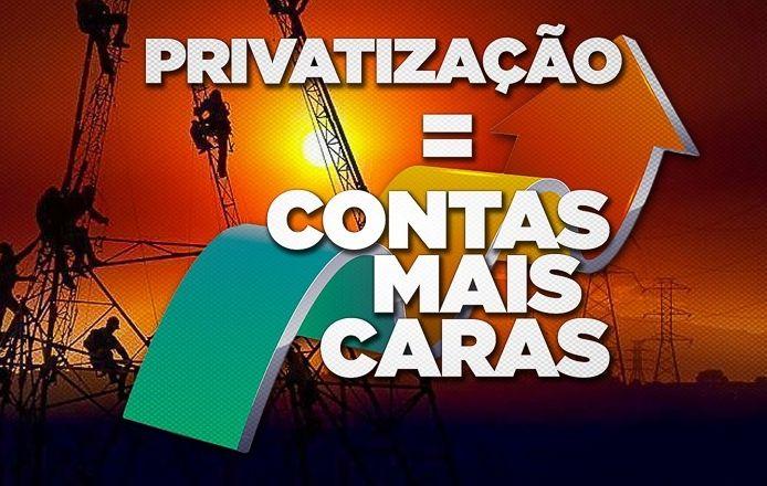 Privatização da Eletrobras afetará a população de todo o país