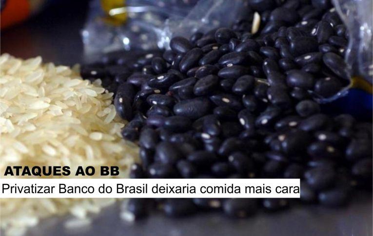 Privatizar BB deixaria comida mais cara, avalia Juvandia Moreira