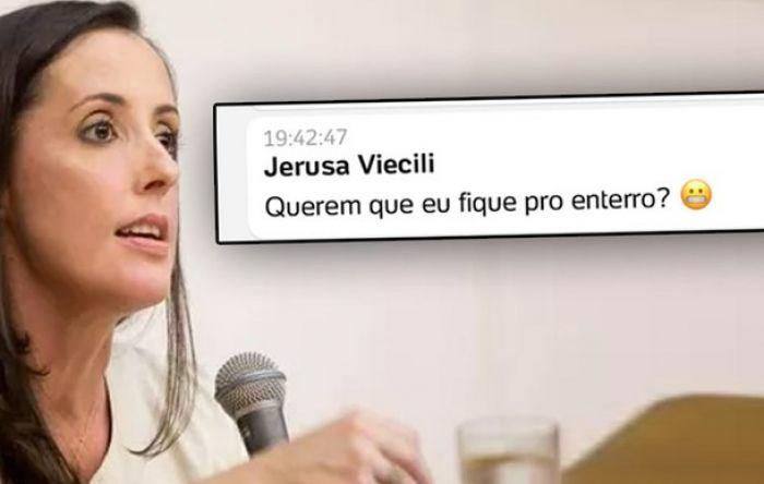 Procuradora da Lava Jato pede desculpas a Lula e admite verdades da Vaza Jato