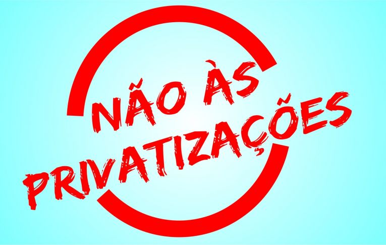 Projeto de Lei propõe suspensão das privatizações