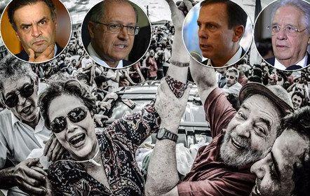 PSDB se esconde no próprio vídeo