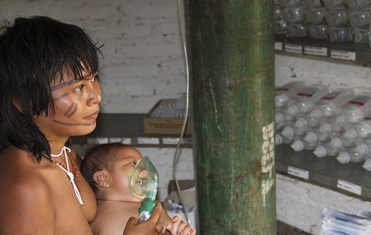 Queimadas aumentam em 25% as internações por problemas respiratórios na Amazônia