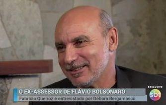 Queiroz reproduz estilo de comunicação dos Bolsonaro em entrevista