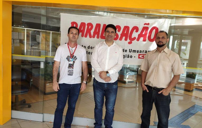 Reestruturação do Banco do Brasil gera protestos em todo o país