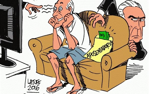 Reforma da Previdência prejudica também quem já se aposentou