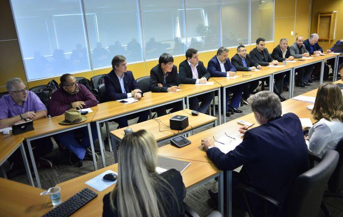 Reunião da comissão bipartite de segurança bancária não avança