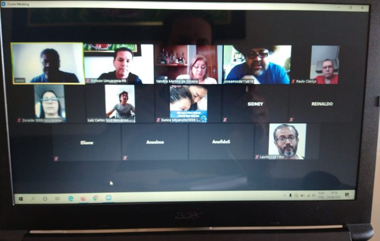 Reunião  do Coletivo de Dirigentes Sindicais do Itaú discutiu extinção da função de caixa