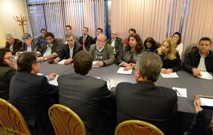 Reunião entre Comando Nacional dos Bancários e Fenaban termina sem acordo