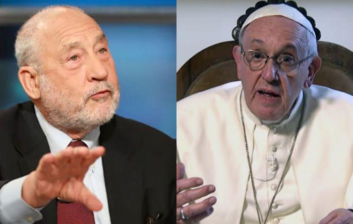 Reunião mundial debate proposta do Papa por 'economia que dá vida e não mata'