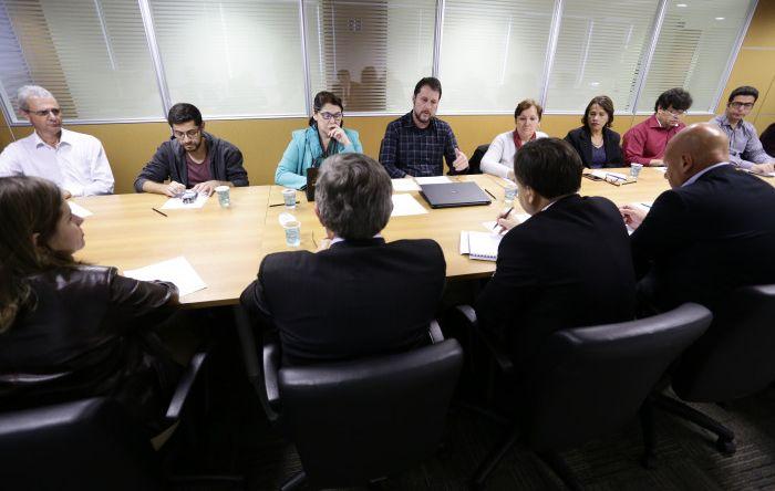 Reunião sobre combate ao assédio moral termina sem respostas plausíveis para trabalhadores