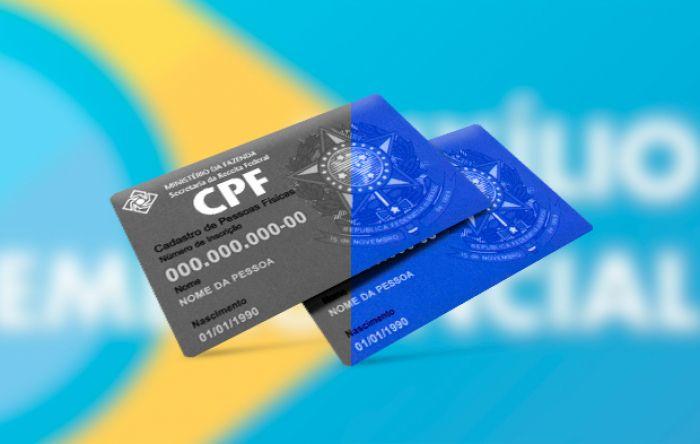Saiba como regularizar o CPF para receber o auxílio emergencial de R$ 600