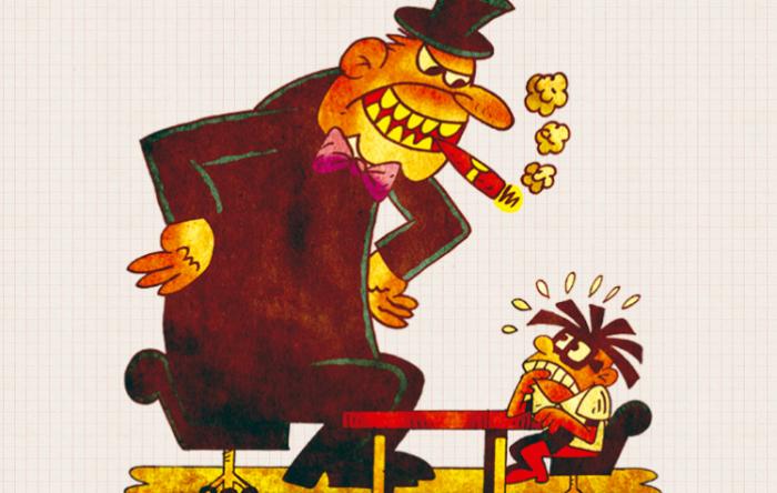 Santander impõe prejuízos aos bancários