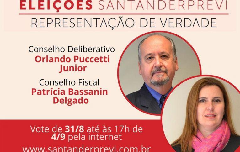 SantanderPrevi: Eleição começa no dia 31